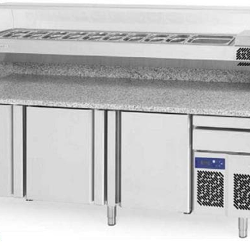 Mesa refrigerada pizza Serie MP 800 MP2300